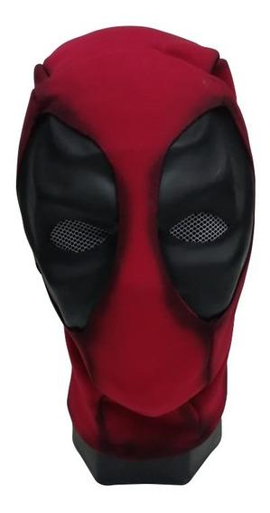 Deadpool Wade Wilson Mascara Replica Disfraz Halloween