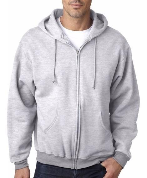 Casaco Moletom Blusa De Frio Masculino De Ziper Esporte
