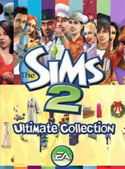 The Sims 2 Ultimate Collection -pc-dvd(midia Fisica)