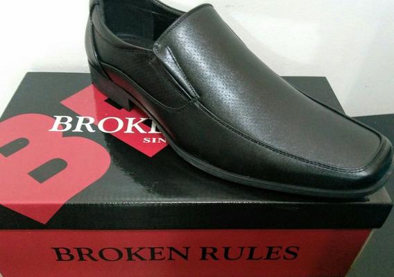 Sapato Broken Rules Since 1976