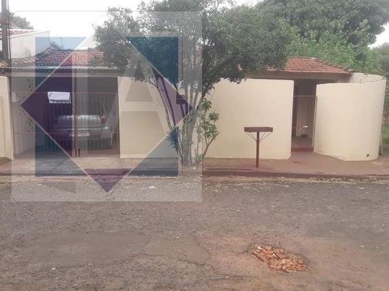 Casa Para Venda, 3 Dormitórios, Jardim Das Paineiras - Ourinhos - 459