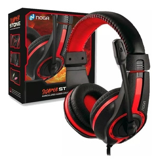Auricular Ps4 Play4 Pc C/mic Noga Gamer R Mejia