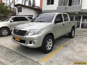 Toyota Hilux Imv Mt 2500cc Td 4x4 Aa 2ab Abs