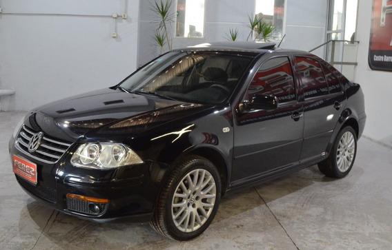 Volkswagen Bora 1.8t Negro Nafta 2014 En Muy Buen Estado!