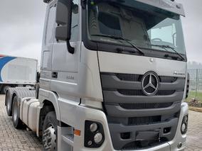 Mercedes-benz Mb 2546 6x2 Ls 2016 Mega Space / Financiamos
