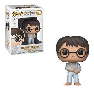 Harry Potter En Pijama Funko Pop Original #79 - Microcentro