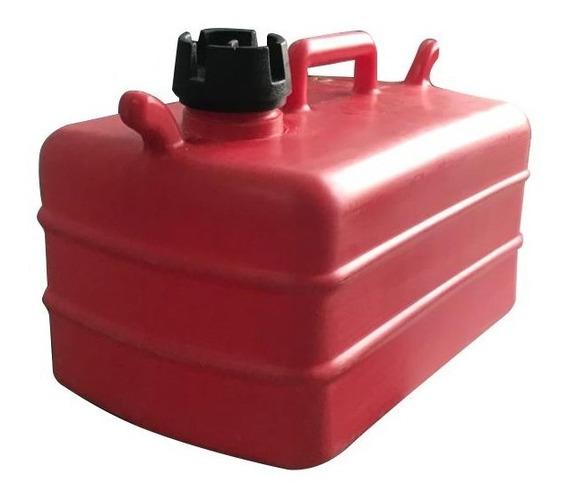 Tanque De Combustível Liquido 12 Litros Barco Lancha Veleiro