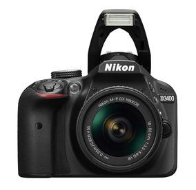 Camera Digital Nikon D3400 Dx - Importada Pronta Entrega