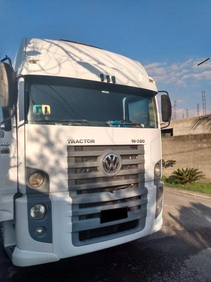 Vw 19-320 4x2 Teto Alto 2008 Oportunidade