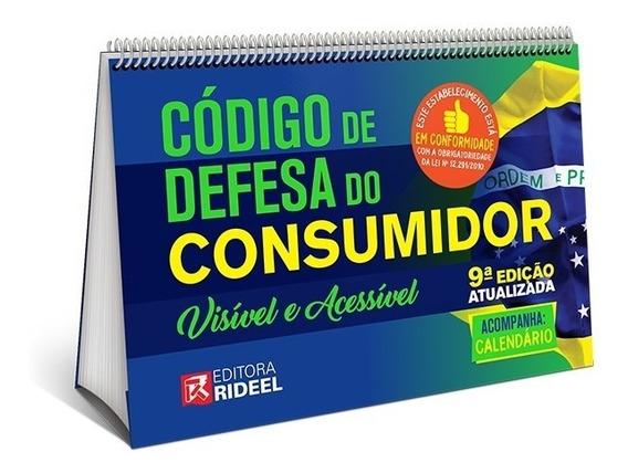 Código De Defesa Do Consumidor Visível E Acessível 2019
