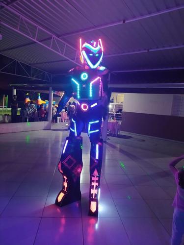 Imagem 1 de 8 de Robo De Led Agatron