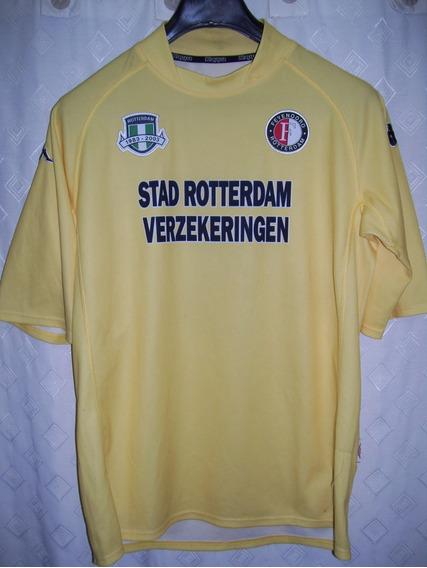 Feyenoord Holanda Impecable Joya Kappa 2003 #3 Van Den Berg
