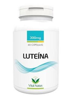 Luteína Vital Natus 480 Cápsulas De 300mg