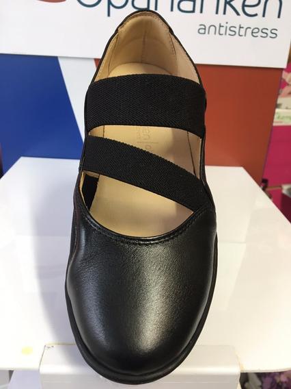 Sapato Opananken Enjoy Preto 63806