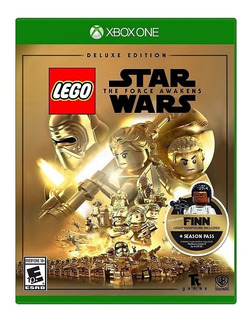 Lego Star Wars The Force Awakens Deluxe Xbox One Nuevo