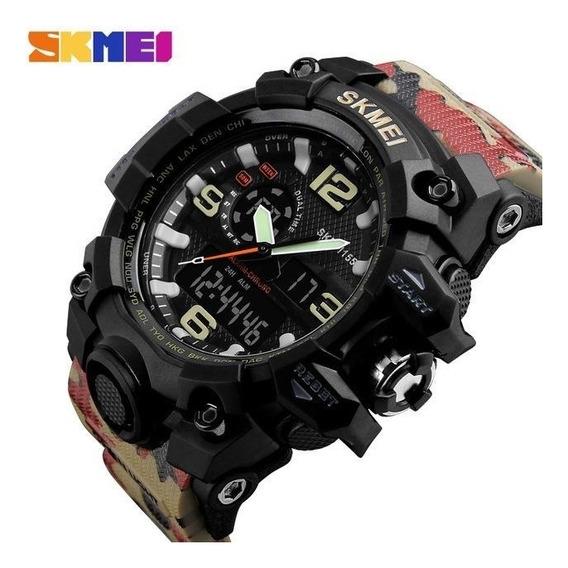 Relógio Masculino Skmei Original Analógico Digital Promoção