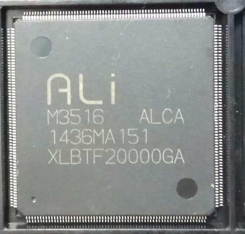 Ci Processador Ali M3516 Alca Alaa Original