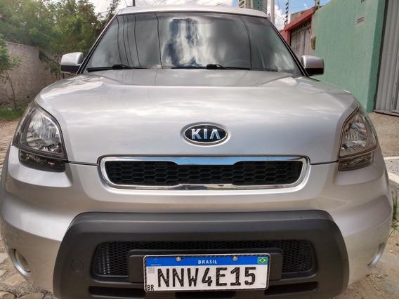 Kia Soul 1.6 Ex Flex 5p 2012
