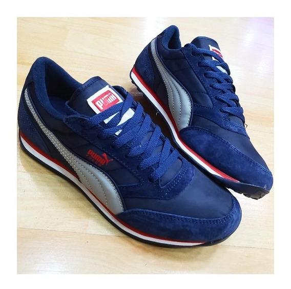 Zapatos Deportivos Para Caballeros Pum Fuego #101