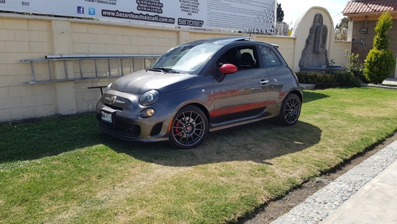 Fiat 500 2015 1.4 3p Abarth L4 T Man Mt