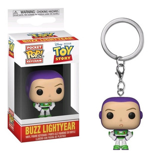 Funko Pop Keychain Toy Story Buzz Lightyear