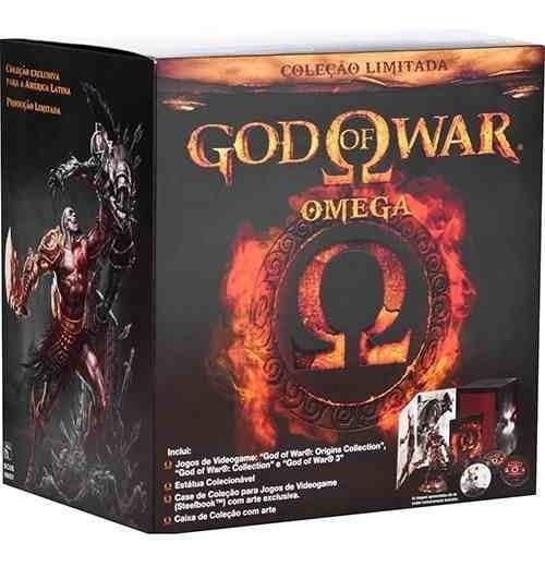 God Of War Omega Completo! Playstation 3
