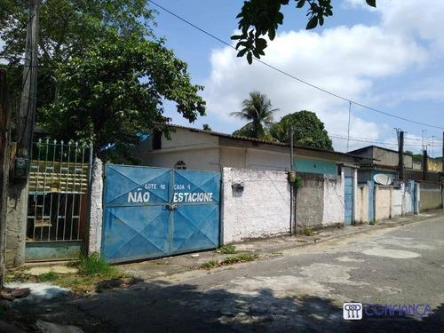 Imagem 1 de 17 de Casa À Venda, 600 M² Por R$ 600.000,00 - Campo Grande - Rio De Janeiro/rj - Ca1924
