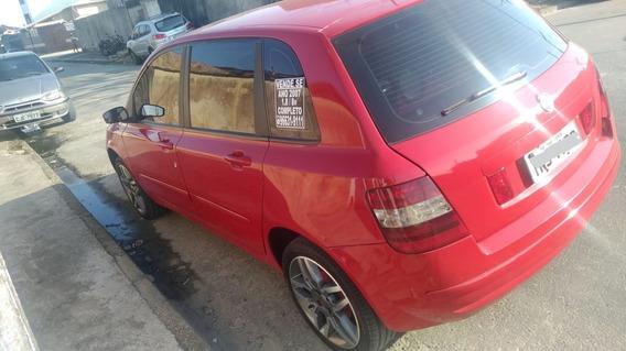 Fiat Stilo 2007 1.8 Com Acessórios Inclusos