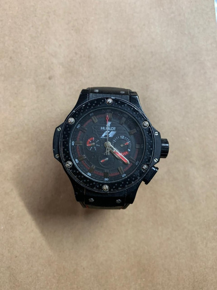 Relógio Hublot F1 *automático*704893*n093/500 Geneve