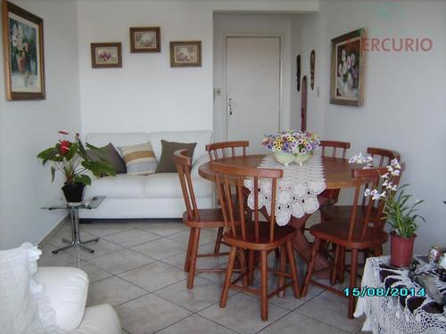 Apartamento Com 2 Dormitórios À Venda, 72 M² Por R$ 295.000,00 - Vila Aviação - Bauru/sp - Ap2491