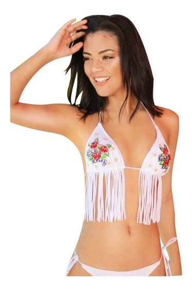 Bikini Triangulo Rock & Roses Sweet Victorian 520