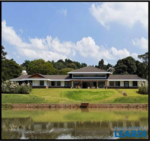 Imagem 1 de 1 de Casa Em Condomínio - Condomínio Terras De São José - Sp - 606755