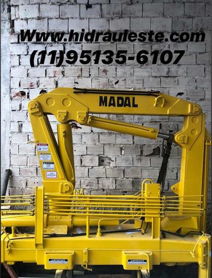 Munck Madal 6.100 P/ 3 Ton 100% Reformado