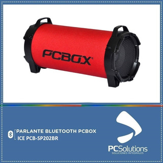 Parlante Portátil Pcbox Ice Bluetooh Pcb-sp202b