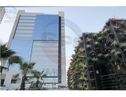 Imagem 1 de 21 de Sala À Venda, 46 M² Por R$ 380.000,00 - Vila Homero - Indaiatuba/sp - Sa0177