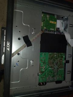 3 Targetas Monitor Acer Lcd Al1716 F Y Al1706 A Sc