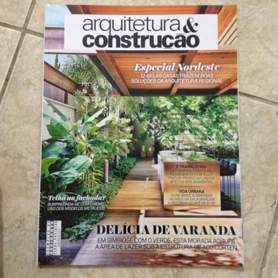 Revista Arquitetura & Construção Jan2016 Especial Nordeste