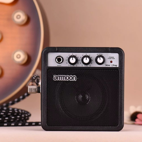 Mini Amplificador Ammoon