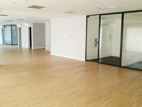 Imagem 1 de 6 de Sala Para Alugar, 336 M² Por R$ 20.800,00/mês - Chácara Da Barra - Campinas/sp - Sa1030