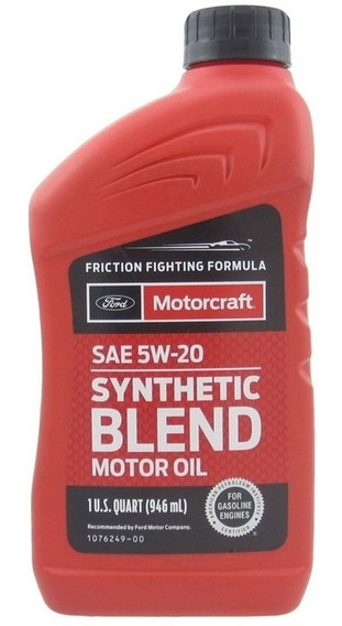 Aceite Semisintetico 5w20 Motorcraft Original Tienda Spf
