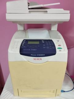 Impresora Multifuncion Xerox Phaser 6180 Mfp
