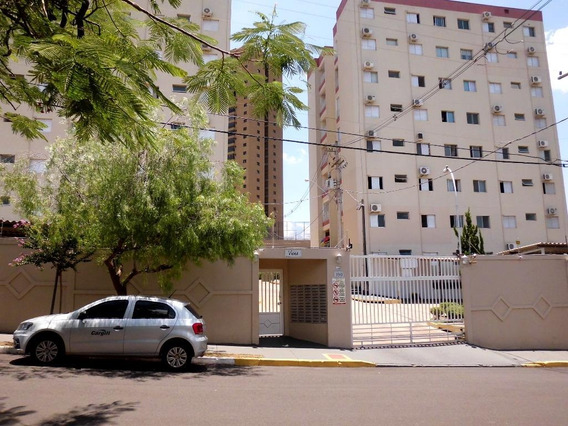 Apartamento Em Parque Baguaçu, Araçatuba/sp De 53m² 2 Quartos Para Locação R$ 800,00/mes - Ap193071
