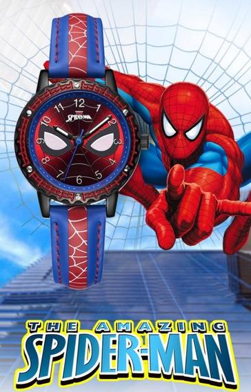 Relógio Homem Aranha - Marvel - 100% Original - Exclusivo