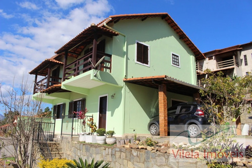 Imagem 1 de 15 de Casa De Condominio Em Condomínio Ponteio  -  Miguel Pereira - 30