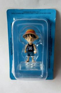 Figura One Piece - Nº 42 - Luffy + Revista