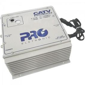 Amplificador De Sinal Pro Eletronic 35db 1000mhz