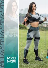 Lycras Top Gym Conjuntos