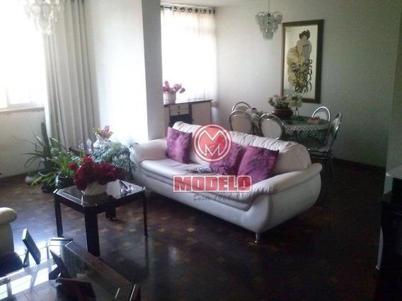 Apartamento Com 3 Dormitórios À Venda, 106 M² Por R$ 240.000,00 - Centro - Piracicaba/sp - Ap1151
