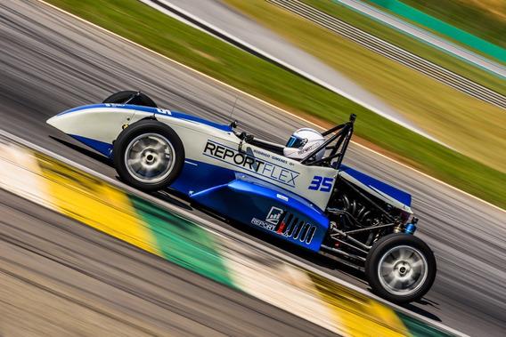 Fórmula 1600 Ford Ztech 1.6