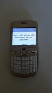 Celular Nokia C3-00 Desbloqueado Funcionando